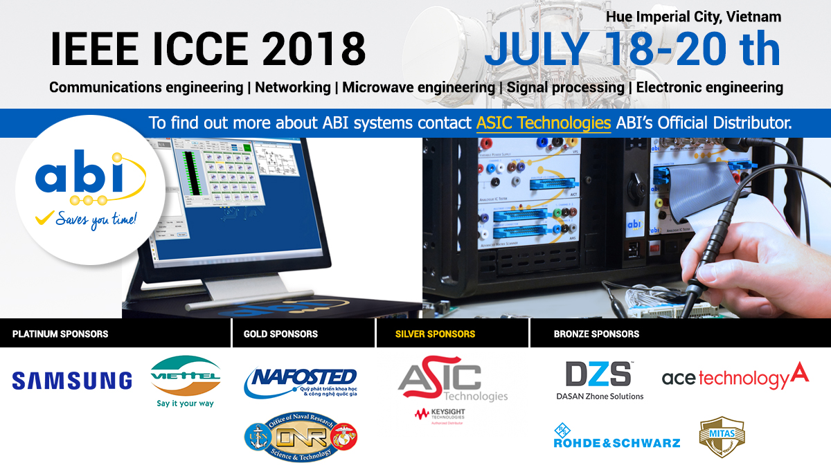 IEE ICCE 2018 Exhibition