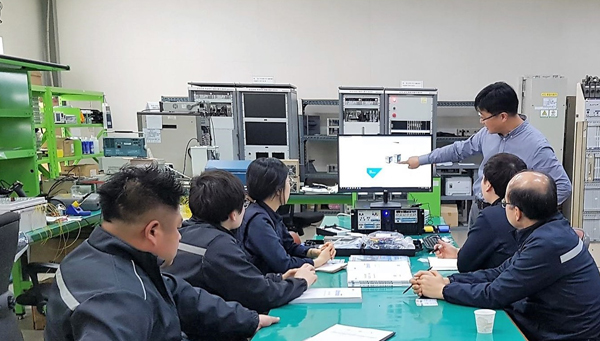 Korail Engineers ABI Training